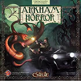 Arkham Horror board game!