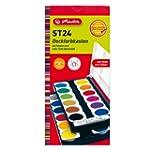 Herlitz 10199933 Schulmalfarben bzw....