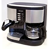 De'Longhi BCO255 Pumped Combi Coffee Makerby Delonghi