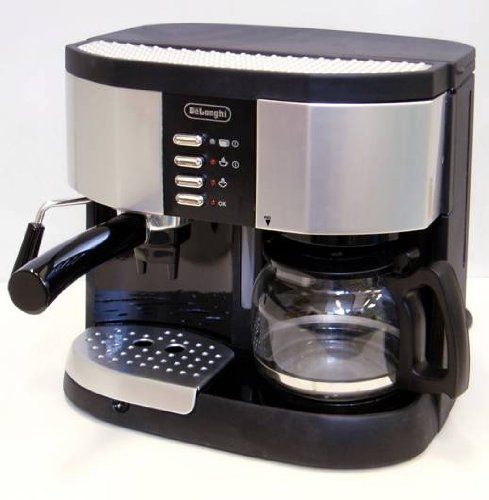 Delonghi Coffee Maker Bco255 Instructions : De Longhi BCO255 Pumped Combi Coffee Maker at Shop Ireland