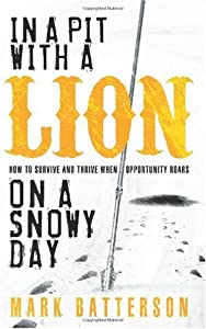 Cover of &quot;In a Pit with a Lion on a Snowy...
