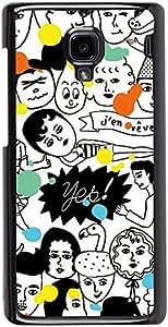 Printvisa 2D-XRM1S-D7722 Mobile Case Cover for Xiaomi Redmi 1S