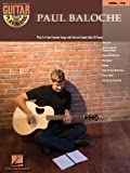 img - for Paul Baloche: Guitar Play-Along Volume 74 (Hal Leonard Guitar Play-Along) book / textbook / text book