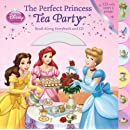 The Perfect Princess Tea Party Read-Along Storybook and CD