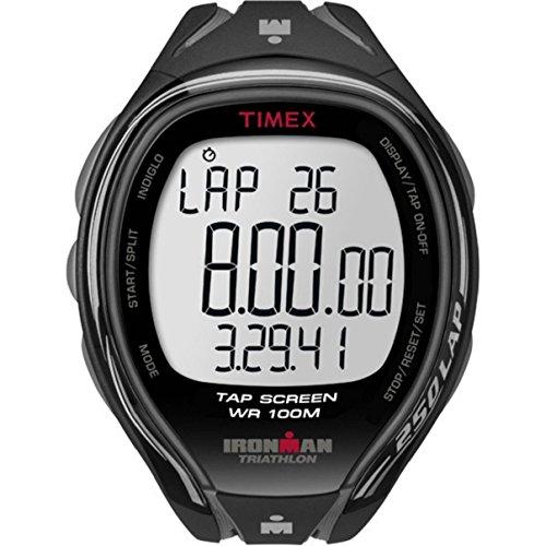 Timex T5K588 Tap Sleek 250 Lap, Orologio Unisex