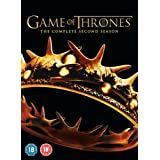 Game of Thrones - Season 2 [DVD] [2013]by Lena Headey