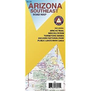 Arizona, Northwest (Benchmark Maps: Arizona Regional) Benchmark Maps (Firm)