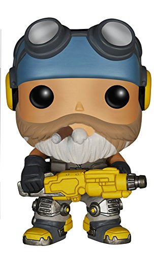 Funko POP Games: Evolve Hank Action Figure - 1
