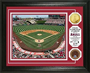 MLB Coin Photo Mint MLB Team: Los Angeles Dodgers by Highland Mint