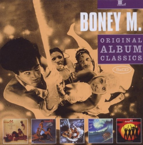 Boney M - Original Album Classics - Zortam Music
