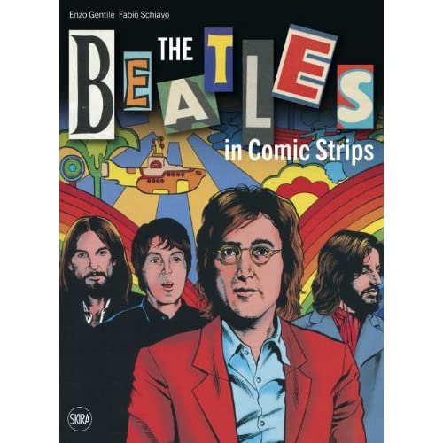 BootlegZone • View topic - Beatles in Comic Strips