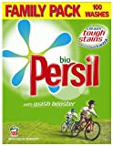Persil Biological Powder Detergent (8.5 kg, 100 Washes)