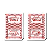 Fiesta Rancho Authentic Casino Playing Cards - 1 Deck