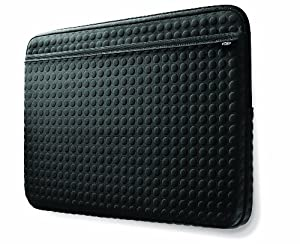 LaCie 130945 Formoa 3.5-Inch Portable Hard Drive and 10.2-Inch Netbook Carrying Case (Black)