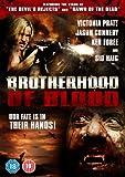 echange, troc Brotherhood of Blood [Import anglais]