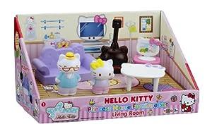 Hello Kitty Room Set : Amazon.com: Hello Kitty OHare Series Living Room Set (japan import ...