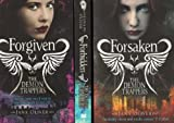 JANA OLIVER Jana Oliver - The Demon Trappers 1, 2 and 3 : Collection / Set / Pack of 3 books (Forsaken, Forbidden, Forgiven)