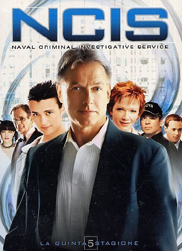 NCIS - Naval criminal investigative service Stagione 05 [5 DVDs] [IT Import]