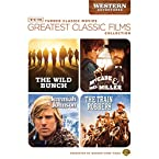 TCM Greatest Classic Films: Western Adventures DVD Set