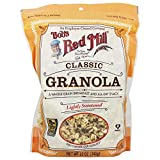 Bob's Red Mill Original Whole Grain No Fat Granola - 12 oz - 2 pk