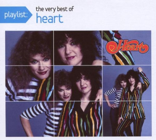 Playlist: The Very Best of Heart (Eco-Friendly Packaging)