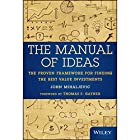 The Manual of Ideas: The Proven Framework for Finding the Best Value Investments Hörbuch von John Mihaljevic Gesprochen von: Mark Moseley