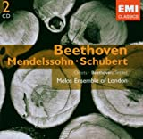 Beethoven: Septet & Octet - Mendelssohn & Schubert: Octets - Melos Ensemble of London