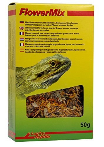 Lucky Reptile Hd-21 Flower Mix, 50 G