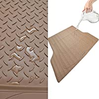 Zone Tech Trimmable for Custom Fit Cargo Mat Beige from Comfort Wheels