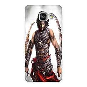 Unicovers Stunt Hunk Back Case Cover for Galaxy A3 2016