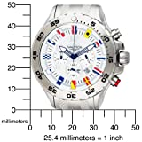 Nautica Men's N20503G NST Chronograph Bracelet Watch