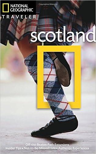 National Geographic Traveler: Scotland written by Robin McKelvie