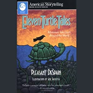 Eleven Turtle Tales Audiobook