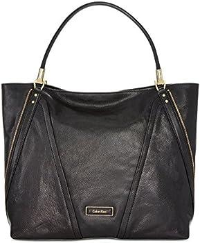 Calvin Klein Premium Leather Tote
