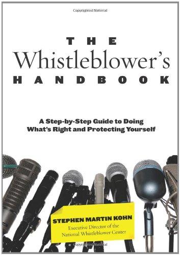 whistleblowers handbook