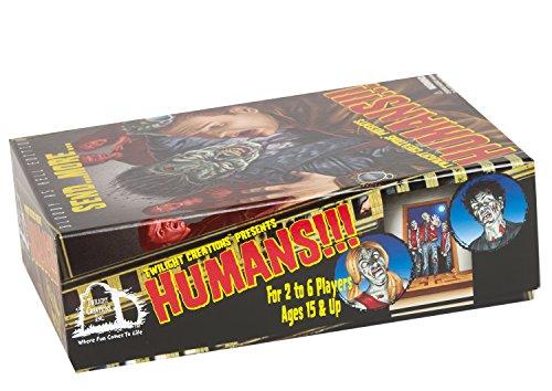 Twilight creations 2200 gioco da tavolo humans a - Zombie side gioco da tavolo ...