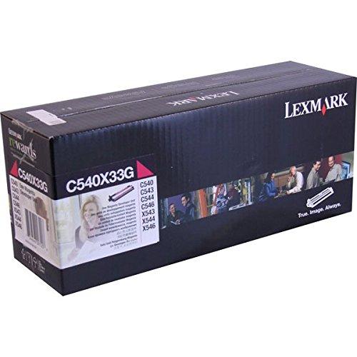 Lexmark Kit de développement d'origine magenta 30000 pages
