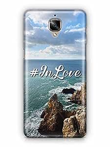YuBingo In Love Designer Mobile Case Back Cover for OnePlus 3