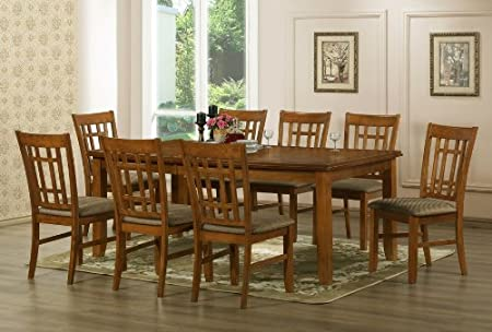 Megan 7-Pc Dining Set by Wholesale Interiors