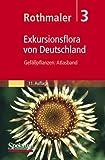 Image de Rothmaler - Exkursionsflora von Deutschland, Bd. 3: Gefäßpflanzen. Atlasband