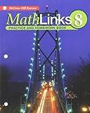 MathLinks 8 Practice and Homework Book