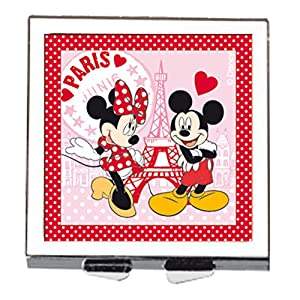 Minnie Mouse compact mirror