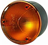 HELLA H23169021 4169 Series 100 Watt 12-36 V Peavy Duty P21W Type Amber Turn Lamp