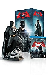 Batman v Superman: Dawn of Justice - Batman Statue Ultimate Edition [Limited Edition - Exclusive to Amazon.co.uk] [Blu-ray 3D + Blu-ray]