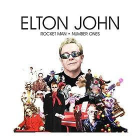 Titelbild des Gesangs Candle in the Wind von Elton John