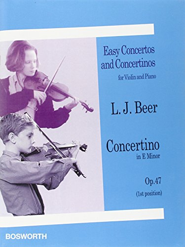 Leopold J. Beer: Concertino in E Minor Op.47
