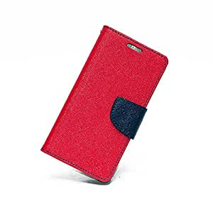 Mercury Flip Cover for iPad Air 2 (Red)