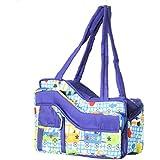 Kuber Industries Mama's Bag, Baby Carrier Bag, Diaper Bag, Travelling Bag