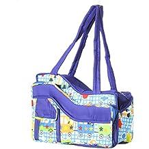 Kuber Industries Mama's Bag, Baby Carrier Bag, Diaper Bag, Travelling Bag - B01MUO17PJ