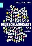 Deutschlandkarte: 102 neue Wahrheiten